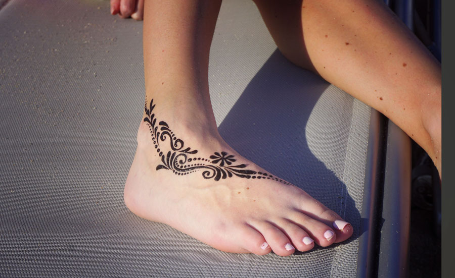 South Beach Miami Henna Tattoo