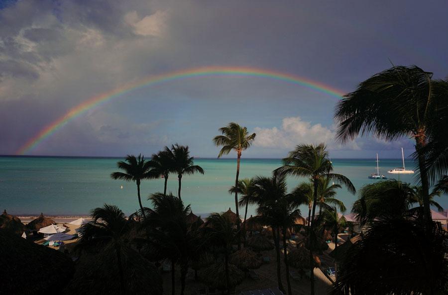 Rainbow Aruba