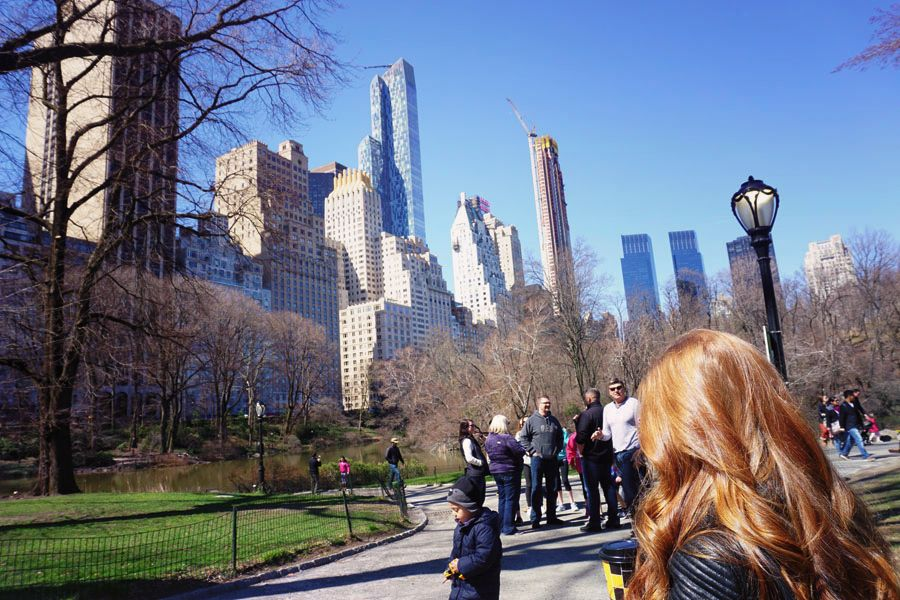 Central Park Lacey