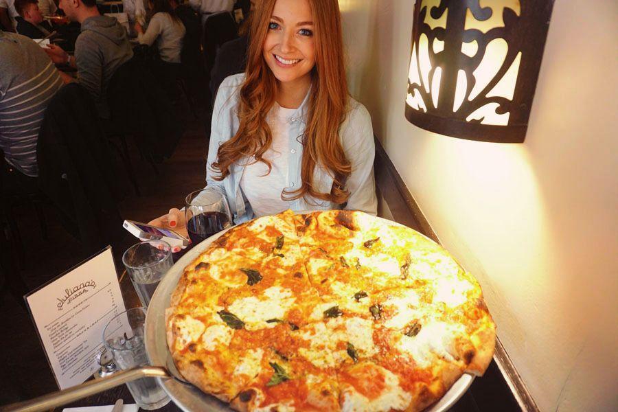 Juliana's Pizza Brooklyn