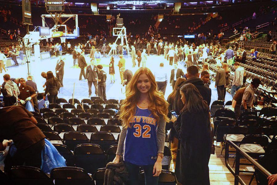 Lacey Knicks seats