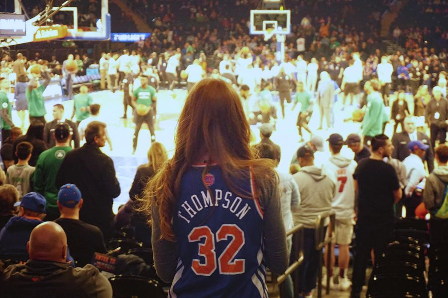Lacey Knicks seats
