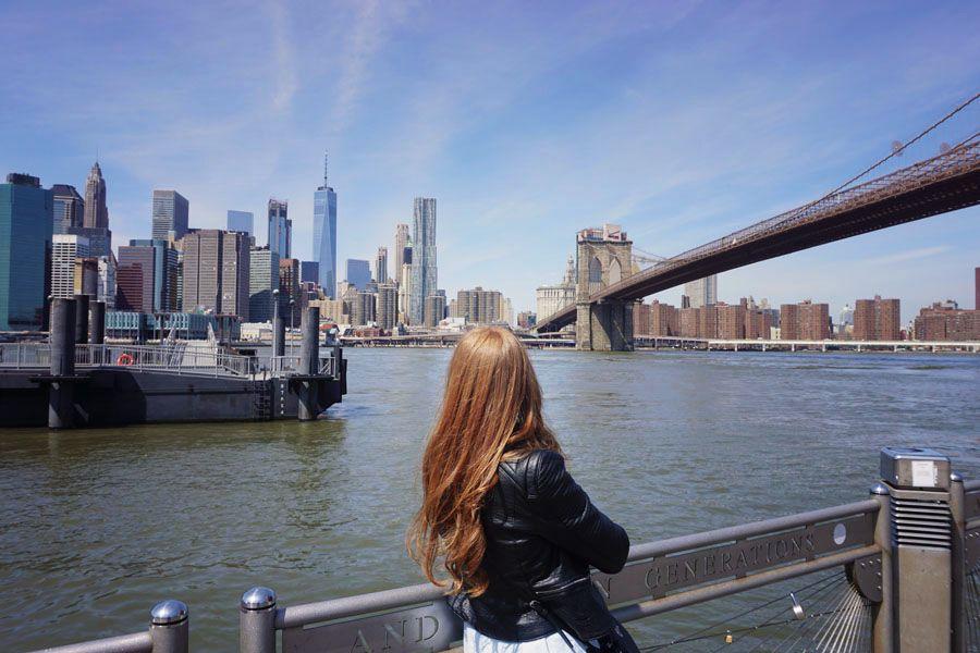 Manhattan Brooklyn Bridge