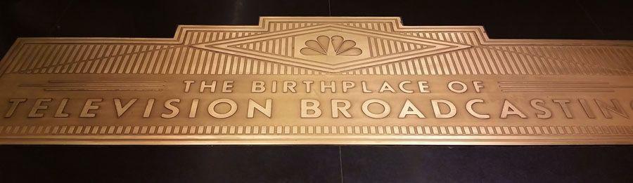 NBC studios New York City