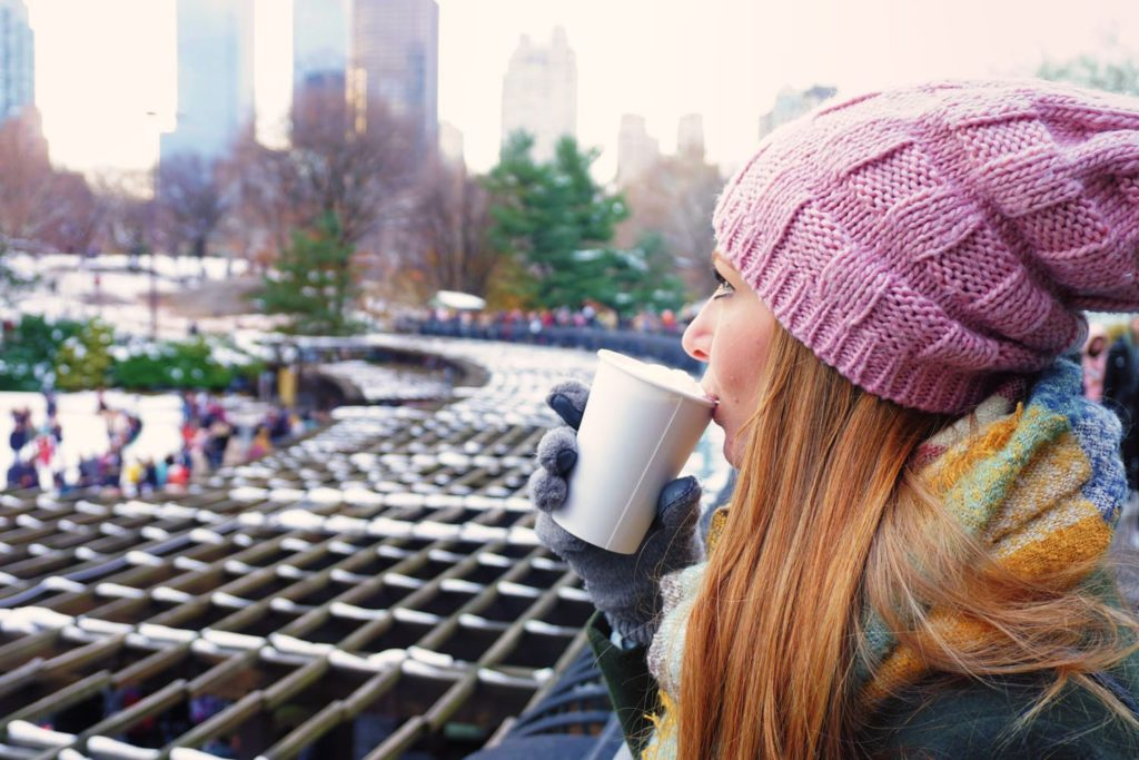 Central Park Hot Chocolate