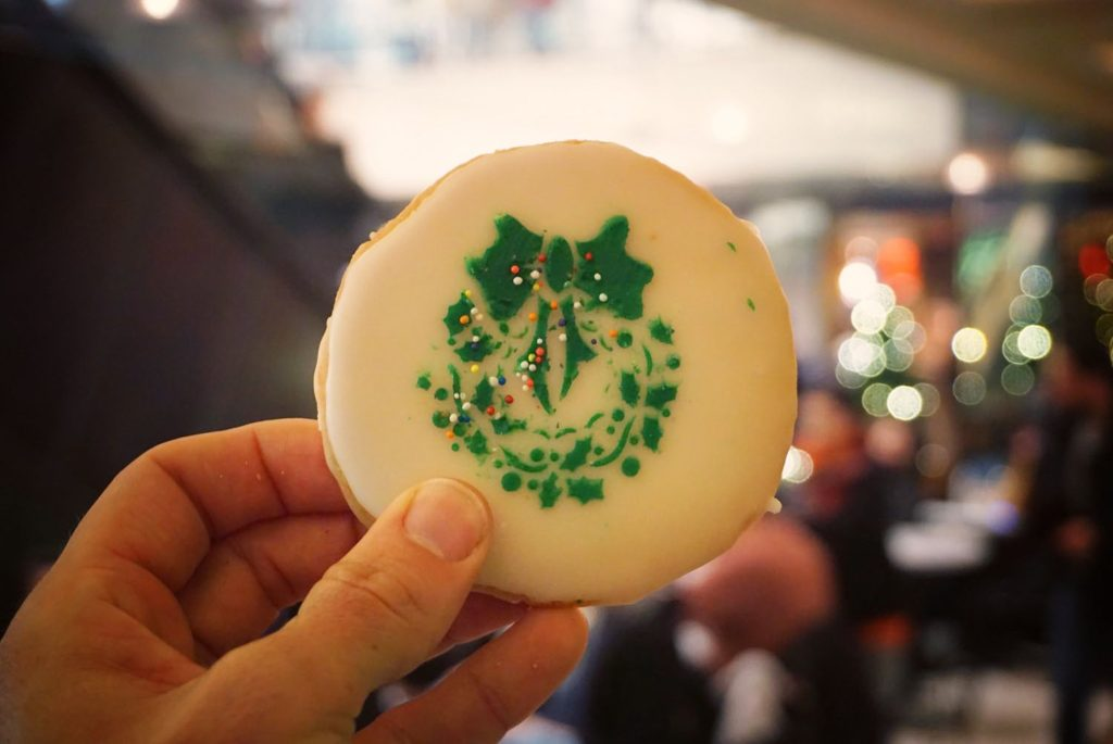 The Plaza Hotel Cookie